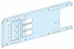 Монтажная плата для горизонтальных NSX630, 3Р Schneider Electric, 03453