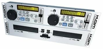 DJ CD-проигрыватель Kam KCD500S