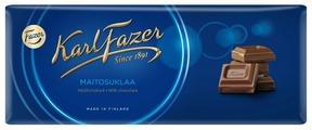 Шоколад Fazer молочный 30% какао