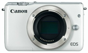 Фотоаппарат Canon EOS M10 Body