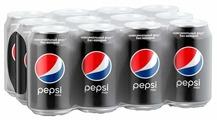 Газированный напиток Pepsi Max