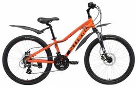 Подростковый горный (MTB) велосипед STARK Rocket 24.3 HD (2019)
