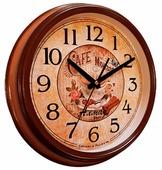 Часы настенные кварцевые Алмаз A67