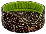 Лежак для кошек, для собак Katsu Yohanka Shine Dogs 5 64х56х23 см