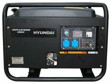 Бензиновый генератор Hyundai HY7000SE (4800 Вт)