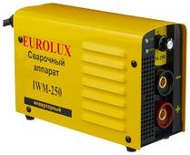 Сварочный аппарат Eurolux IWM-250 (MMA)