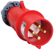 Вилка силовая (CEE) кабельная переносная IEK PSN02-032-4