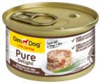 Корм для собак GimDog Little Darling Pure Delight Цыпленок с говядиной