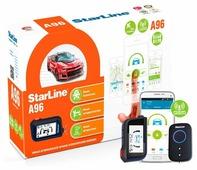 Автосигнализация StarLine A96 - 2CAN+2LIN, GSM и GPS+ГЛОНАСС