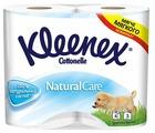 Туалетная бумага Kleenex Natural care трёхслойная