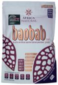 Africa Natural Плоды баобаба, порошок, пластиковый пакет 200 г