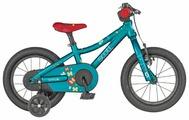 Детский велосипед Scott Contessa 14 (2019)