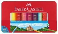 Faber-Castell Цветные карандаши Замок, 60 цветов (115894)