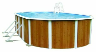 Бассейн Atlantic Pools Esprit-Big (5.5 × 3.7 × 1.32 м)