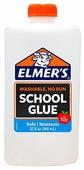 Elmer's Клей ПВА School Glue белый 946 мл