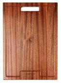 Разделочная доска OMOIKIRI 4999005 CB-01-WOOD 30x43 см для кухонной мойки