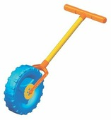 Каталка-игрушка Совтехстром Колесо (У814)