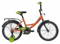 Детский велосипед Novatrack Vector 18 (2019)