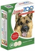 Добавка в корм Доктор ZOO для собак Здоровье и красота с L-карнитином