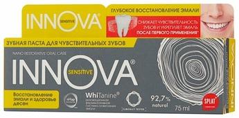 Зубная паста INNOVA Восстановление эмали и здоровье десен