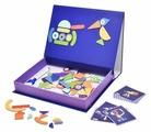 BeeZee Toys Обучающая игра Креативный пазл Формы и фигуры (DNS-1010)