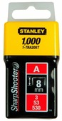 Скобы STANLEY 1-TRA205T тип 53 для степлера, 8 мм