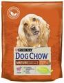 Корм для собак DOG CHOW для здоровья кожи и шерсти, ягненок