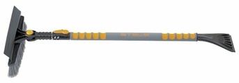 Телескопическая щетка-скребок Stels 55301