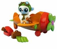 Игровой набор Simba YooHoo&Friends Приключения на самолете 5950591