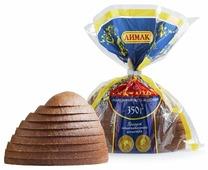 Лимак Хлеб Подовый ржано-пшеничный в нарезке 350 г