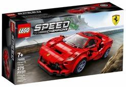 Конструктор LEGO Speed Champions 76895 Ferrari F8 Tributo