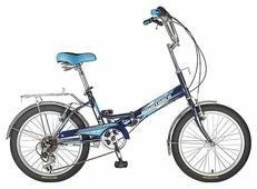 Подростковый городской велосипед Novatrack FS-30 20 6 (2017)