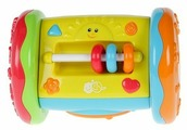 Интерактивная развивающая игрушка PlayGo Music and Spinning Wheel
