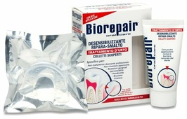 Зубной гель Biorepair Desensitizing Enamel Repairer Treatment, 50 мл