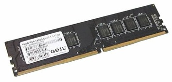 Оперативная память 16 ГБ 1 шт. GeIL GN416GB2400C17S