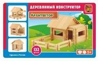 Конструктор Теремок 652 Архитектор 1