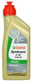 Трансмиссионное масло Castrol Syntrans V FE 75W-80