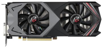 Видеокарта ASRock Radeon RX 590 1560MHz PCI-E 3.0 8192MB 8000MHz 256 bit DVI 2xHDMI HDCP Phantom Gaming X OC