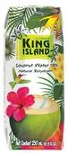 Вода кокосовая King Island 100%, без сахара