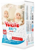 Подгузники-трусики Yokito M 5-10кг