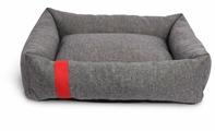 Лежак для собак Зоогурман Антураж 60х48х15 см