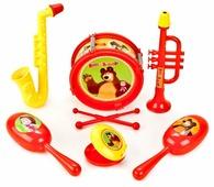 Играем вместе набор инструментов Маша И Медведь B1582336-R