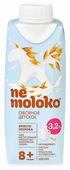 Овсяный напиток nemoloko детский 250 г
