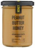 Arahis Project Арахисовая паста медовая Honey