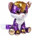 Мягкая игрушка Fancy Котёнок Аметист 23 см