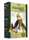 Padovan корм Grandmix Parrocchetti для средних попугаев