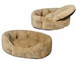 Лежак для собак Zoo-M Puma 75х60х22 см