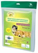 Пеленки для собак многоразовые впитывающие Доброзверики П60*95 60х95 см
