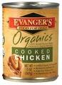 Корм для собак Evanger's Organic Cooked Chicken консервы для собак