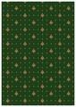 Ковровая дорожка Floare-Carpet шерстяная Floare ROYAL 010-5270
